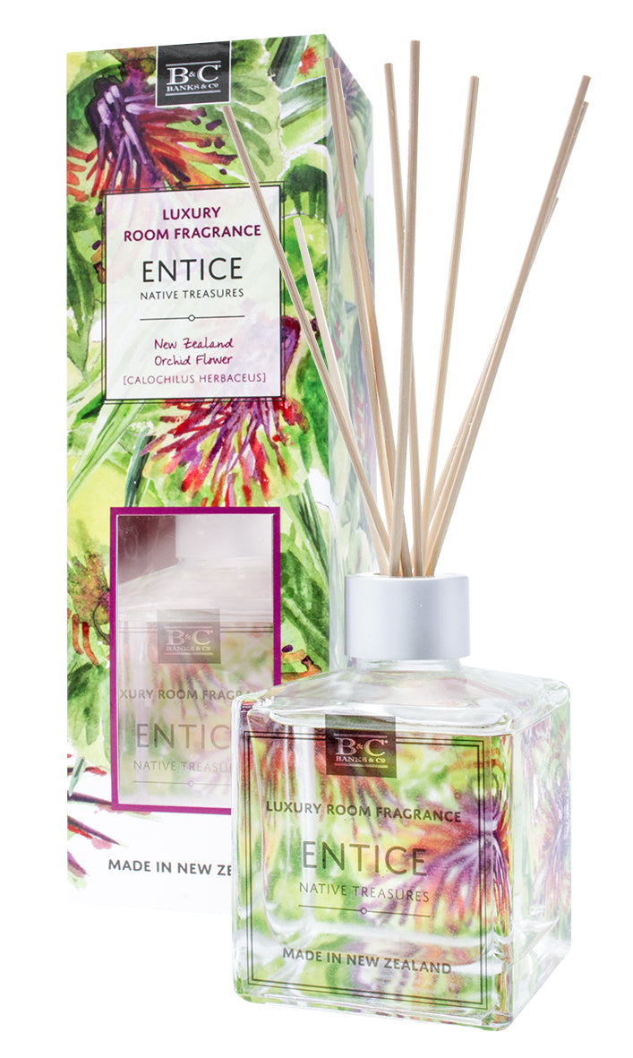 Entice Luxury Room Diffuser - Kiwi Collections