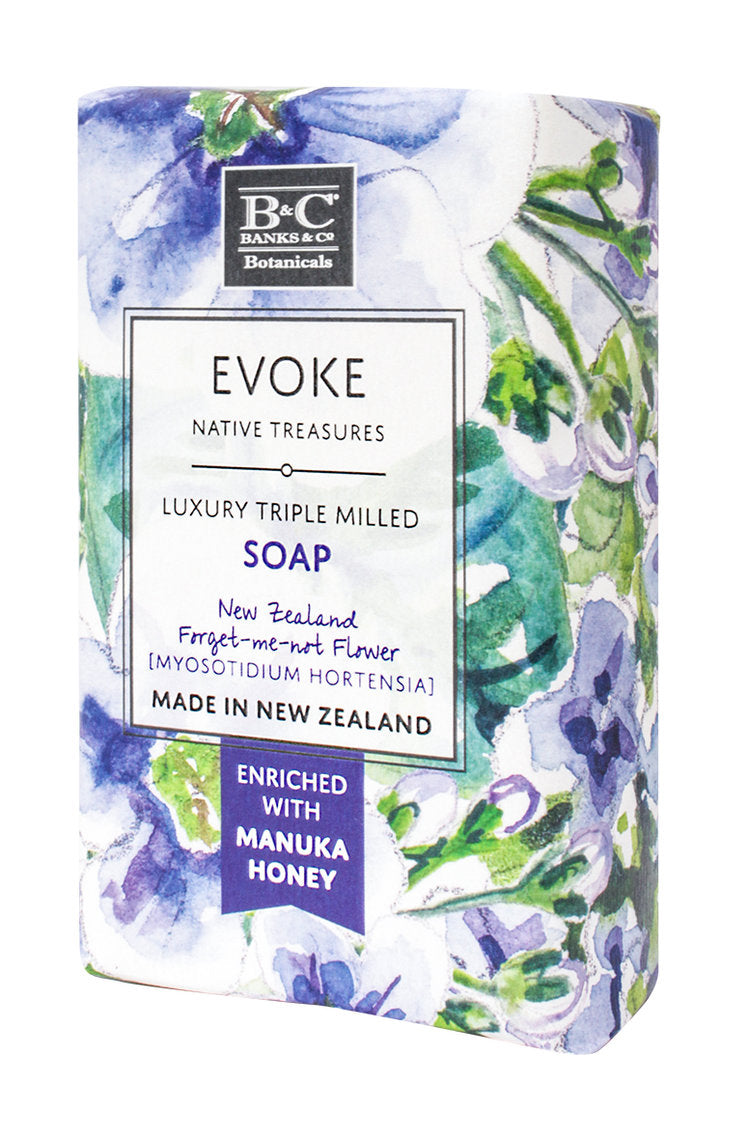 Evoke Luxury Soap - Kiwi Collections
