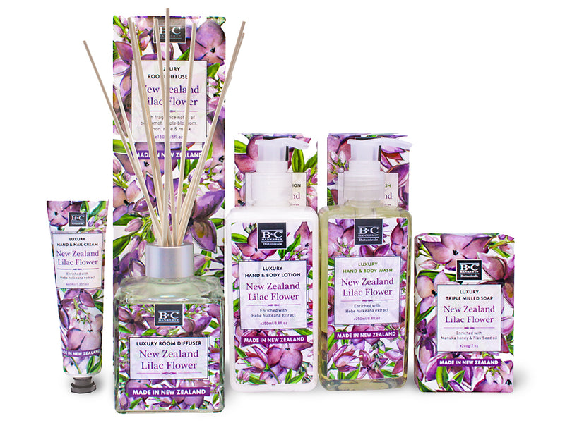 NZ Lilac Hand & Nail Cream - Kiwi Collections