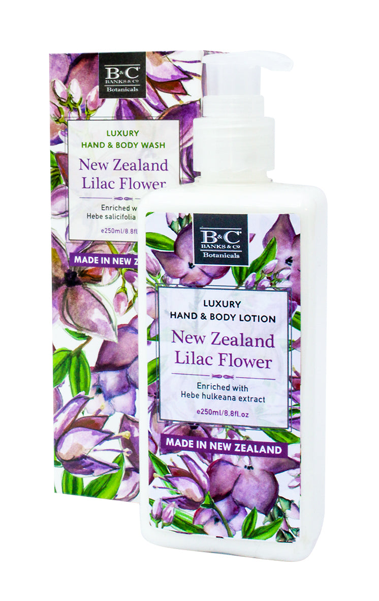 NZ Lilac Luxury Lotion - Kiwi Collections