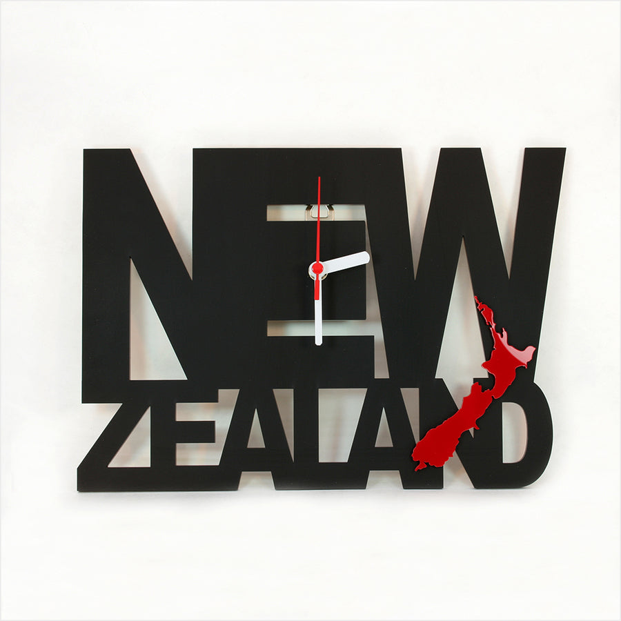 Clock: New Zealand - Clocks