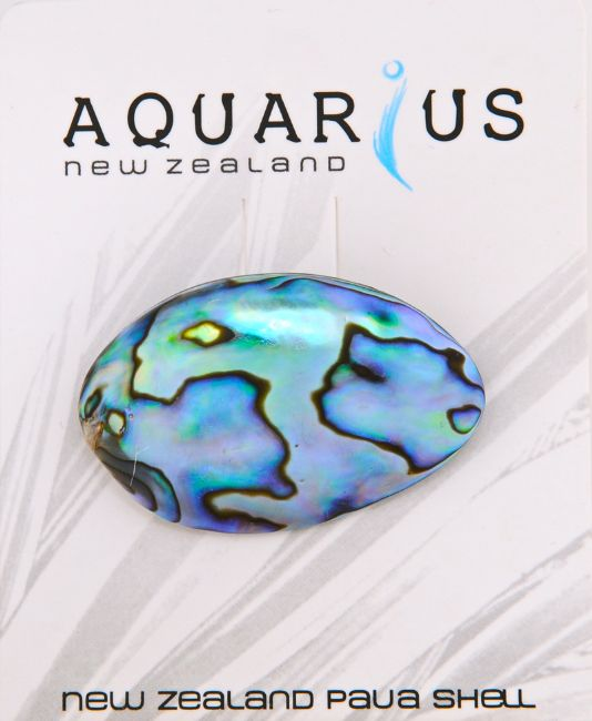 Paua Pod Brooch - Kiwi Collections