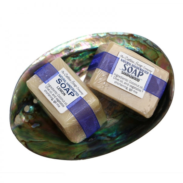 PAUA DISH & CATLINS HANDCRAFTED SOAP - Kiwi Collections