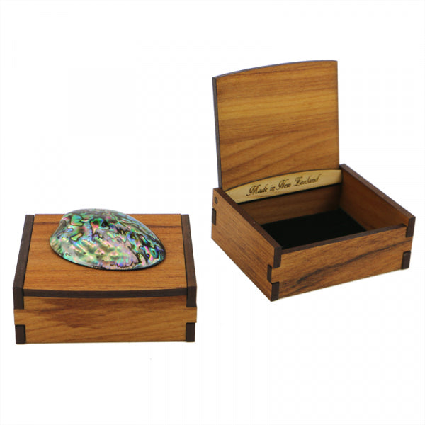 PAUA GEM RIMU BOX