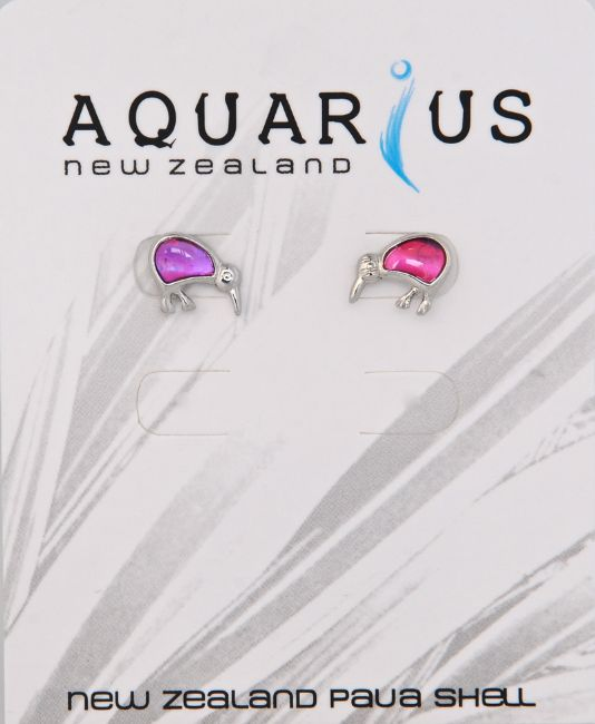Pink Kiwi Stud Er - Kiwi Collections