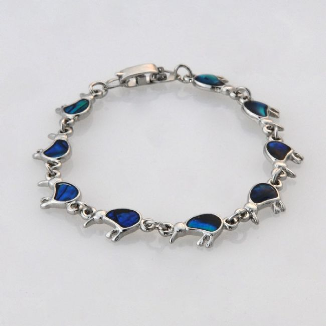 Blue Kiwi Bracelet - Kiwi Collections