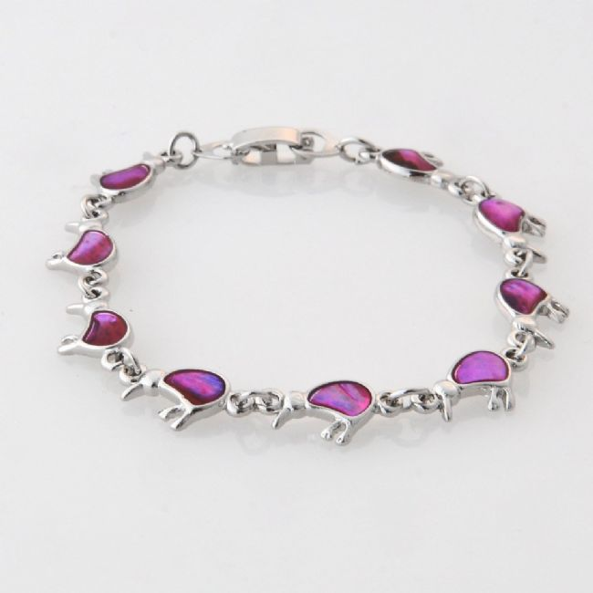 Pink Kiwi Bracelet - Kiwi Collections