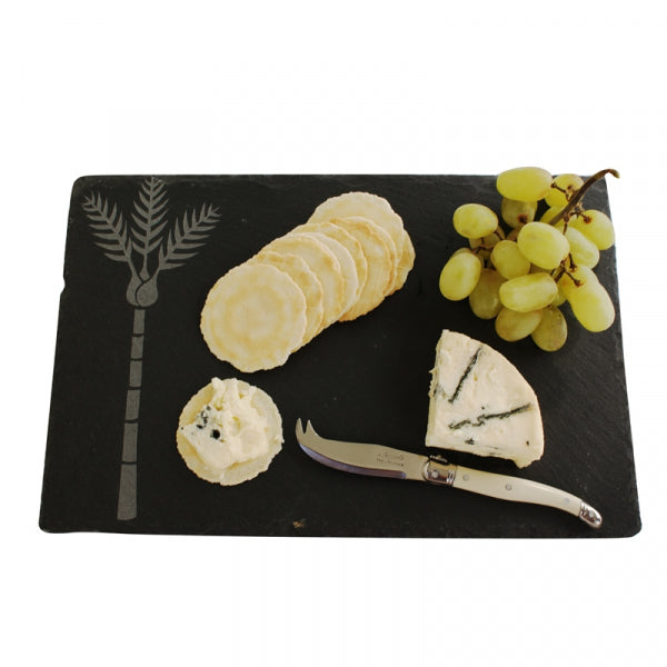 SLATE PLATES - NIKAU - Kiwi Collections