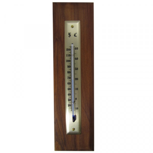 THERMOMETER, RIMU - Kiwi Collections