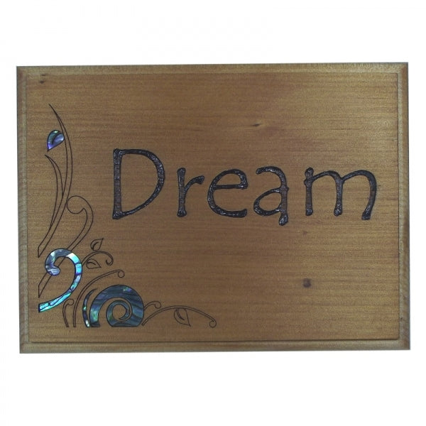 TRIVET/WALL ART - DREAM - Kiwi Collections