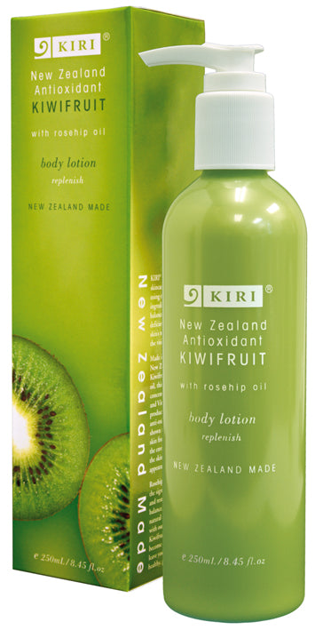 Kiri Body Lotion - Antioxidant Kiwifruit - Kiwi Collections