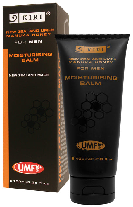 Kiri Face Scrub - UMF® Manuka Honey for Men - Kiwi Collections