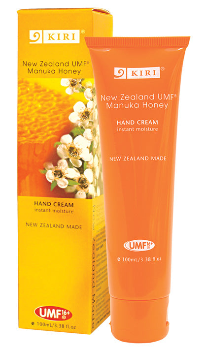 Kiri Hand Cream - UMF® 16+ Manuka Honey - Kiwi Collections