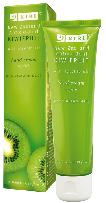 Kiri Hand Cream - Antioxidant Kiwifruit - Kiwi Collections