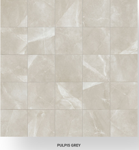 Load image into Gallery viewer, Classic Pulpis grey porcelain HD tile