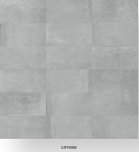 Load image into Gallery viewer, Industria Lithium HD porcelain tile