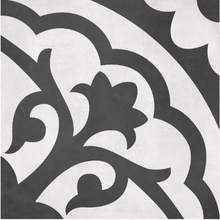 Load image into Gallery viewer, Form Pattern Monochrome Lotus Porcelain