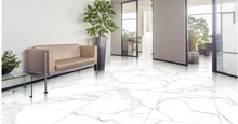 Load image into Gallery viewer, Venice Calacutta large format porcelain tile