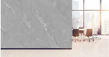 Load image into Gallery viewer, Iris Grey marble large format porcelain tile
