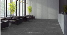 Load image into Gallery viewer, Armani Gris limestone large format porcelain tile