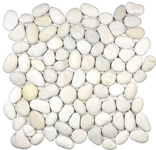 Load image into Gallery viewer, Ankara Pebbles Serenity Ivory