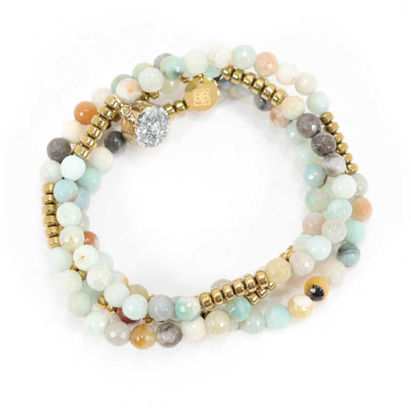 Lila Babe Agate - Chill Out