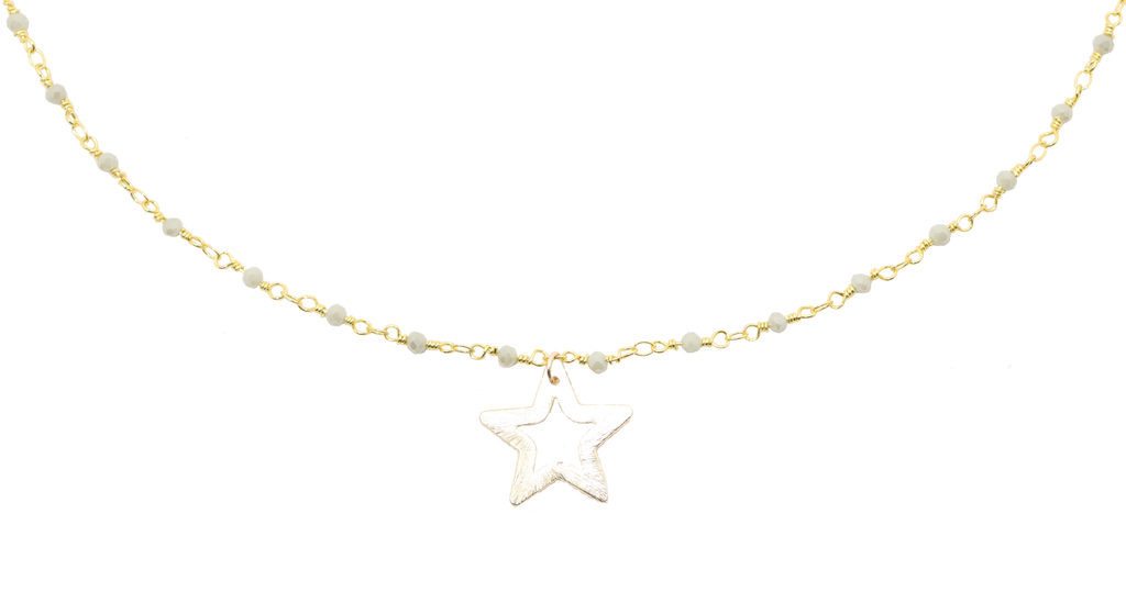 Super Star Choker - Jade