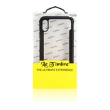Le Timbre Clear Armor TPU Case For iPhone