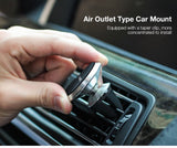AWEI X5 Air Vent Mount Magnetic Car Holder