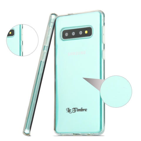Le Timbre Clear Jelly Series TPU Case For Samsung