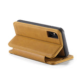 CASEME H2 Series Detachable 2-in-1 Stand Leather Magnetic Phone Case for Samsung S-Series