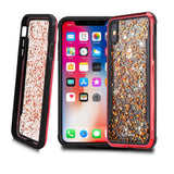 Le Timbre Rugged Glitter Case For iPhone and Samsung
