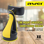 AWEI X8 Dashboard Mount Car Holder