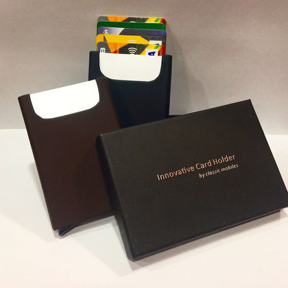 Innovative Card Holder by Classic Mobiles