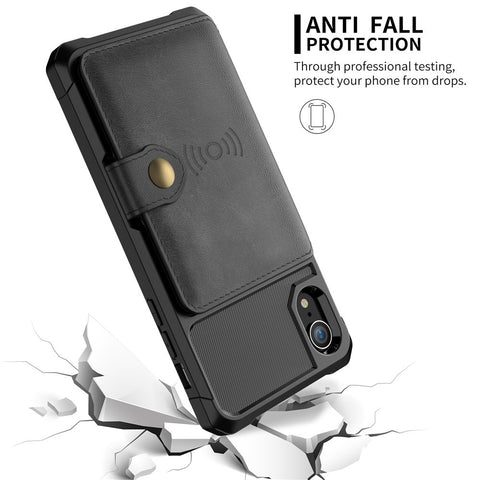 Le Timbre Rugged Card Case