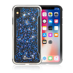Le Timbre Glitter Armor TPU Case For iPhone
