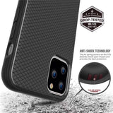 iPhone Le Timbre Rugged TPU Case (Series-5)