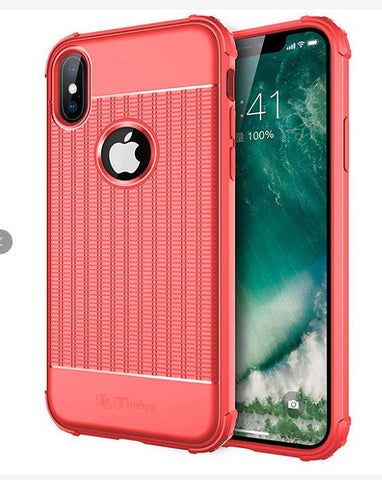 iPhone Le Timbre Rugged TPU Case (Series-3)