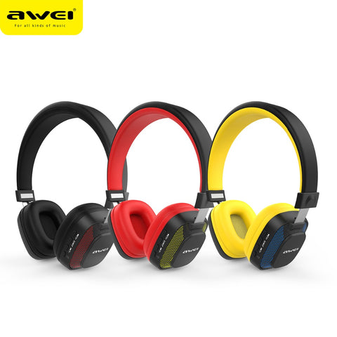 Awei A760BL Wireless Stereo Headphones