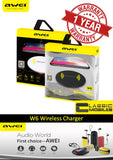AWEI W6 Fast Charging Universal Mobile Wireless Charger