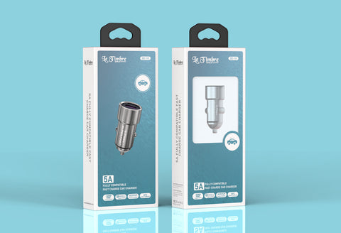 LE TIMBRE DC-C10 SUPER FAST CAR CHARGER