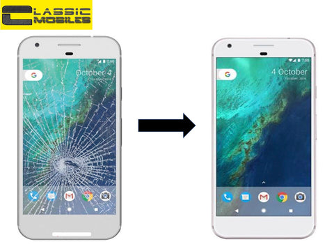 Google Phone Screen Repair