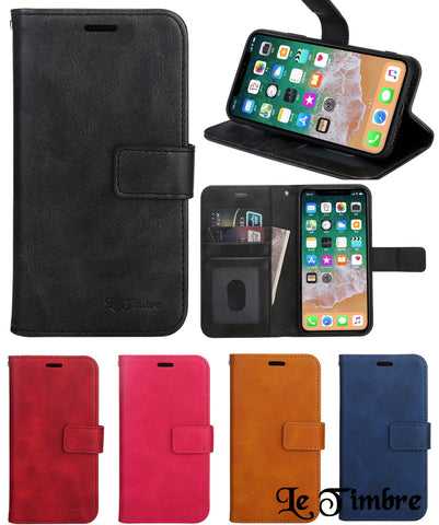 Samsung X Cover-Series Le Timbre Classic Diary Flip Case