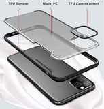 ARMOR BACK CASE: FOUR CORNER PROTECTION WITH TPU BUMPER