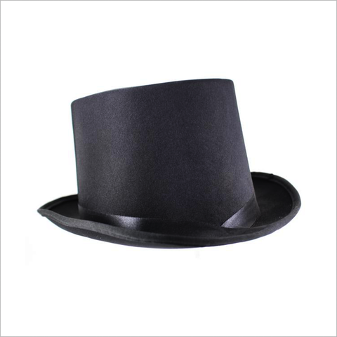 45-707 - Satin Top Hat