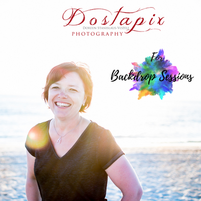 Backdrop Sessions with...Doreen Stanislaus-Vozelj