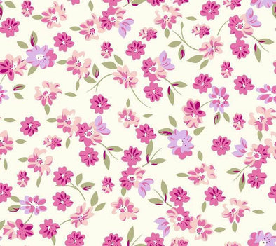 1513  Cheery Floral V