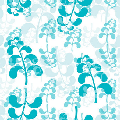 1476 Touch of Blue Floral