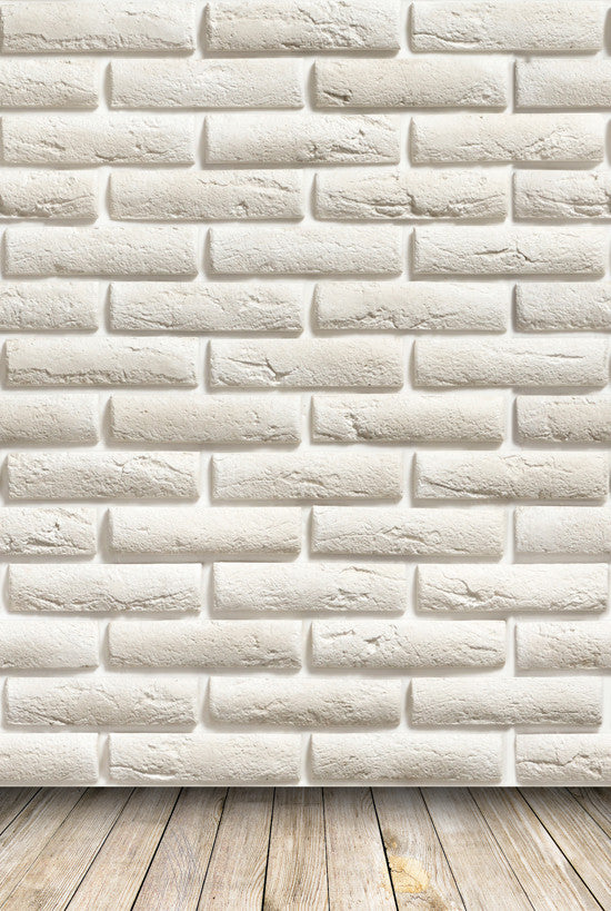 Brick & walls Vinyl Photography Backdrop