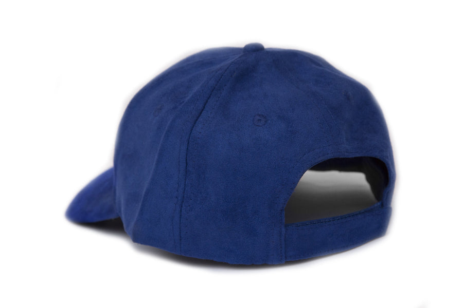 Conspire Blue Suede Hat